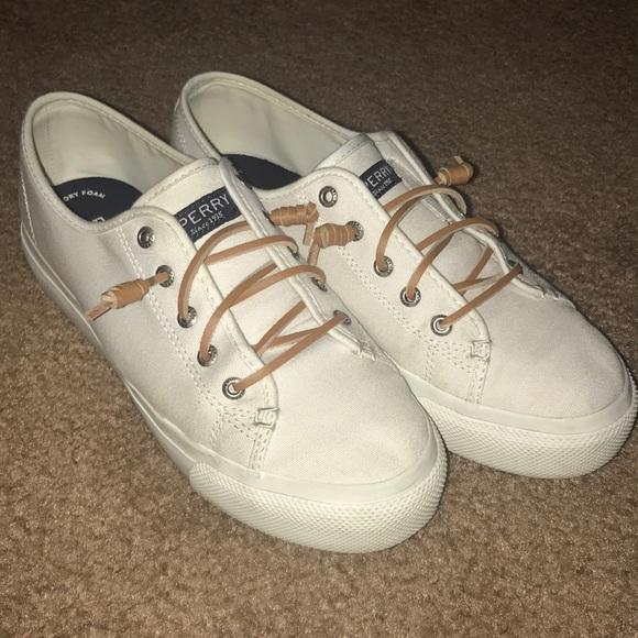 8171285d0fe Sperry Cliffside Platform Slip-On Sneaker. M 5bbebe0cbaebf65b8bfa83dc